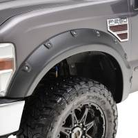 Paramount Automotive - ABS Rivet/Boss Style Fender Flares #58-0402 - Image 3