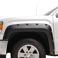 Paramount Automotive - ABS Rivet/Pocket Style Fender Flares #58-0509 - Image 1