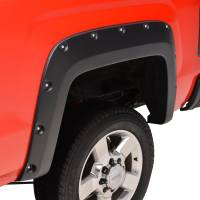 Paramount Automotive - ABS Rivet/Pocket Style Fender Flares #58-0510 - Image 3