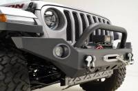 Paramount Automotive - Full Width Front Bumper with Two 12W LED Lights #51-8012 - Image 4