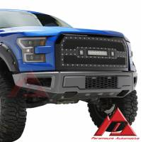 Paramount Automotive - Raptor-Style Front Bumper #57-0182 - Image 2