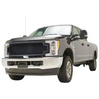 Paramount - Evolution All Black Stainless Steel Wire Mesh Packaged Grille #46-0258 - Image 1