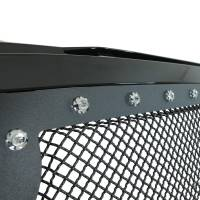 Paramount - Evolution All Black Stainless Steel Wire Mesh Packaged Grille #46-0258 - Image 3