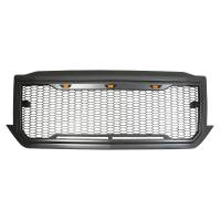 Paramount - ABS LED Matte Black Impulse Packaged Grille #41-0193MB - Image 2