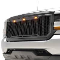 Paramount - ABS LED Matte Black Impulse Packaged Grille #41-0193MB - Image 3