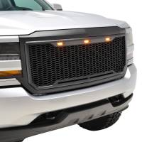 Paramount - ABS LED Matte Black Impulse Packaged Grille #41-0193MB - Image 9