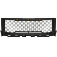 Paramount - ABS LED Matte Black Impulse Packaged Grille #41-0182MB - Image 2