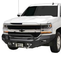 Paramount - LED Front Winch Bumper #57-0318 - Image 4