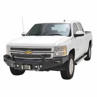 Paramount - Front LED Winch Bumper #57-0306 - Image 6