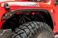 Paramount - Paramount 81-21202 Front Plastic Inner Fender Liners 18-20 Jeep Wrangler JL/JT (2pc) - Image 4