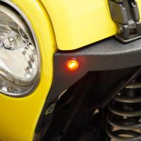 Paramount - Edge Front Fender with Flair and LED Eagle Lights #51-0066 - Image 3