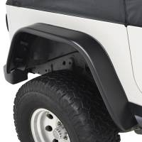 X-J97TJFF007 - ABS Flat-Style Flares #58-0303 - Image 3