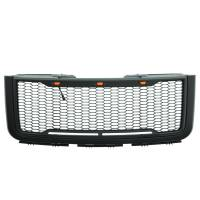 X-T07GHAG000 - ABS LED Matte Black Impulse Packaged Grille #41-0179MB - Image 2