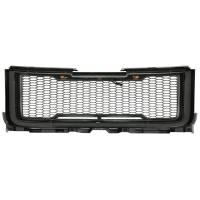 X-T11GHAG000 - ABS LED Matte Black Impulse Packaged Grille #41-0182MB - Image 6