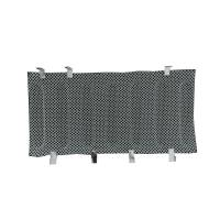 X-J07JKMG000 - Stainless Steel Wire Mesh Insert Grille Chrome #43-0340 - Image 5