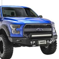 Paramount - Front LED Winch Bumper #57-0112 - Image 10