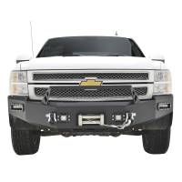 Paramount - Front LED Winch Bumper #57-0306 - Image 1