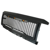Paramount - ABS LED Matte Black Impulse Packaged Grille #41-0190MB - Image 5