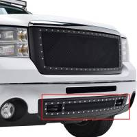 Paramount - Black Evolution Stainless Steel Wire Mesh Cutout Grille #46-0726 - Image 9