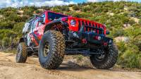 Paramount - 07-21 Jeep Wrangler & 2020 Gladiator Guardian Mid-Width Front Bumper - Image 11