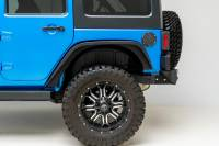 Paramount - 07-18 Jeep Wrangler JK R-5 Canyon Off-Road Narrow Rear Fender Flares - Image 2