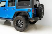 Paramount - 07-18 Jeep Wrangler JK R-5 Canyon Off-Road Narrow Rear Fender Flares - Image 3
