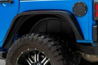 Paramount - 07-18 Jeep Wrangler JK R-5 Canyon Off-Road Narrow Rear Fender Flares - Image 4