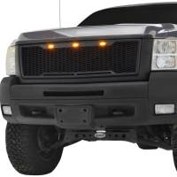 Paramount - ABS LED Matte Black Impulse Packaged Grille #41-0177MB - Image 3