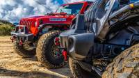 Paramount - 07-21 Jeep Wrangler & 2020 Gladiator Guardian Mid-Width Front Bumper - Image 12