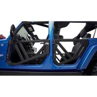 Paramount - 07-18 Jeep Wrangler JK FRONT Trail Doors with Mirrors - Image 6