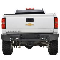 Paramount - Rear LED Winch Bumper #57-0305 - Image 1