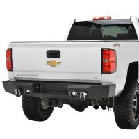Paramount - Rear LED Winch Bumper #57-0305 - Image 3