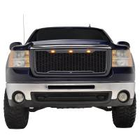 Paramount - ABS LED Matte Black Impulse Packaged Grille #41-0179MB - Image 1