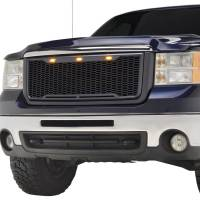 Paramount - ABS LED Matte Black Impulse Packaged Grille #41-0179MB - Image 3