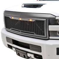 Paramount - ABS LED Matte Black Impulse Packaged Grille #41-0190MB - Image 3