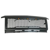 Paramount - ABS LED Matte Black Impulse Packaged Grille #41-0190MB - Image 8