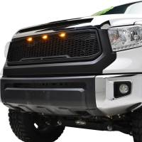 Paramount - ABS LED Matte Black Impulse Packaged Grille #41-0170MB - Image 3