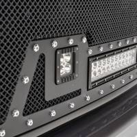 Paramount - Black Evolution Stainless Steel Wire Mesh Packaged Grille w/ LED #48-0851 - Image 7