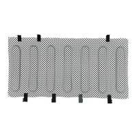 Paramount - Stainless Steel Wire Mesh Insert Grille Black #43-0340B - Image 6