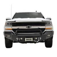 Paramount - LED Front Winch Bumper #57-0318 - Image 1