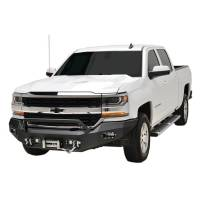Paramount - LED Front Winch Bumper #57-0318 - Image 5