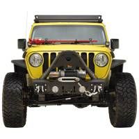 Paramount - Stinger Front Bumper with OE Fog Light Housing #51-8025 - Image 1
