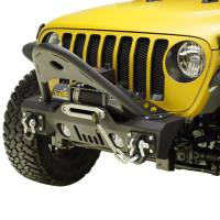 Paramount - Stinger Front Bumper with OE Fog Light Housing #51-8025 - Image 3