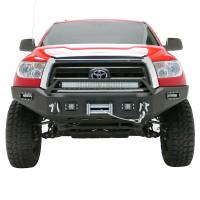 Paramount - 07-13 Toyota Tundra LED Front Winch Bumper - Image 1