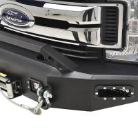 Paramount - 17-19 Ford F-250/F-350/F-450 LED Front Winch Bumper - Image 5