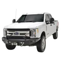 Paramount - 17-19 Ford F-250/F-350/F-450 LED Front Winch Bumper - Image 6