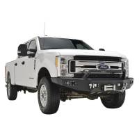 Paramount - 17-19 Ford F-250/F-350/F-450 LED Front Winch Bumper - Image 9