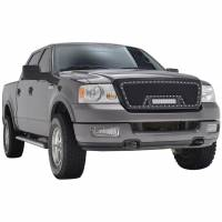 Paramount - 04-08 Ford F-150 Evolution Matte Black Stainless Steel Grille - Image 5