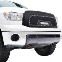 Paramount - 07-09 Toyota Tundra Evolution Matte Black Stainless Steel Grille - Image 6