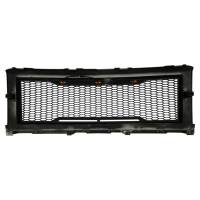 Paramount - 14-15 Chevy Silverado 1500 Matte Black ABS LED Impulse Mesh Grille - Image 6